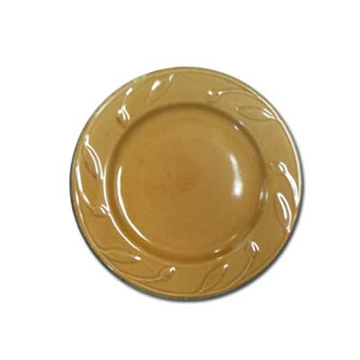 8 In. Salad Plate - Gold