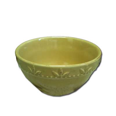 6 In. Utility Bowl - Gold