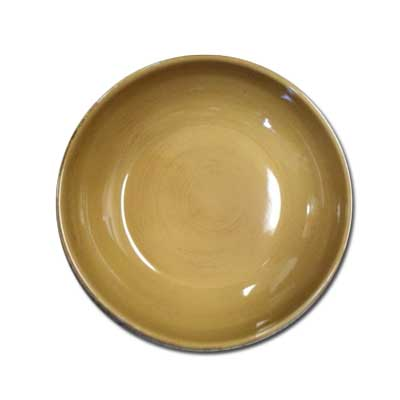 12 In. Large Pasta Bowl - Gold