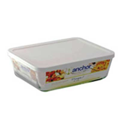 88Oz Rectangular Food Storage