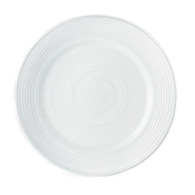 13.5 In. Glass Charger Plate W-Rings