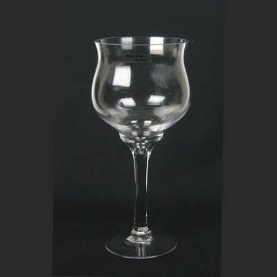 16 In. Bell Shape Stemware Vase