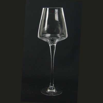 18In. Cone Shape Stemware Vase